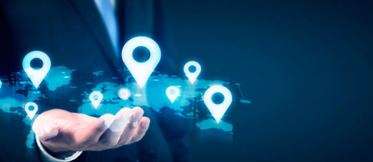 localisation projet d'entreprise