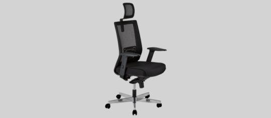 chaise ergonomique, le confort au bureau