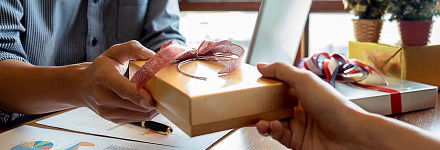 cadeaux d'entreprises originaux