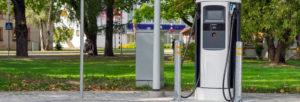 Bornes de recharge publiques